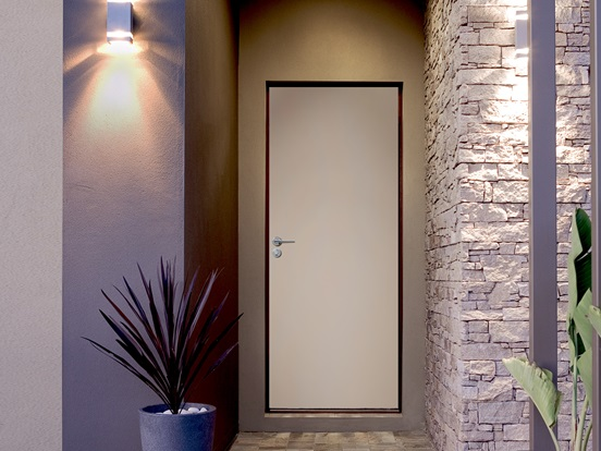 BAL40 Flush Door