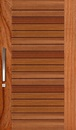Corinthian Pivot Door Windsor