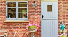 Finding the perfect entrance door