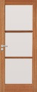 Corinthian Windsor Joinery Exterior Door Featuring Horizontal 3 Light Panels
