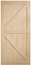 Moda Barn Door AWOBD2