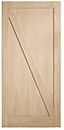 Moda Barn Door AWOBD4