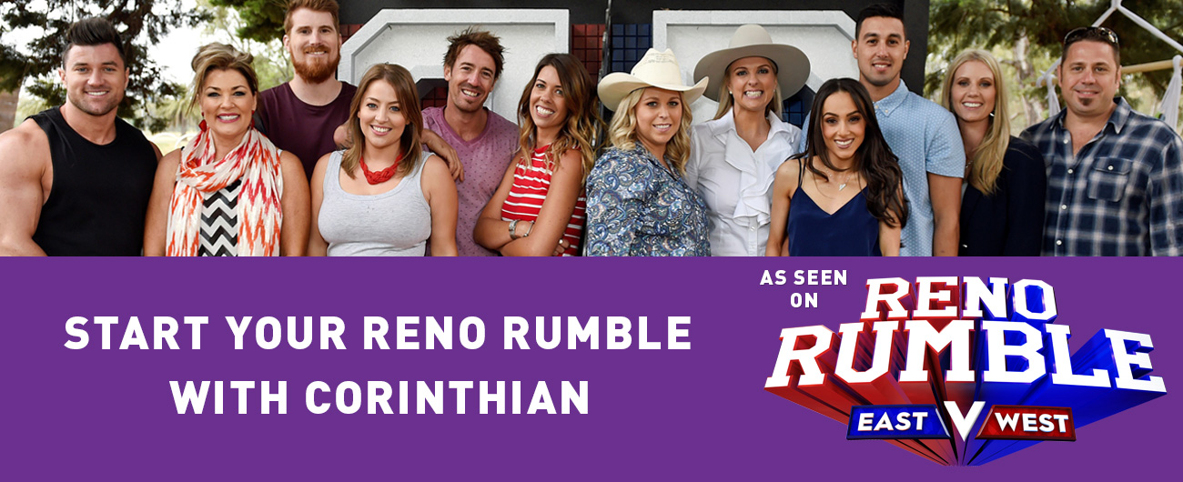 Corinthian on Reno Rumble