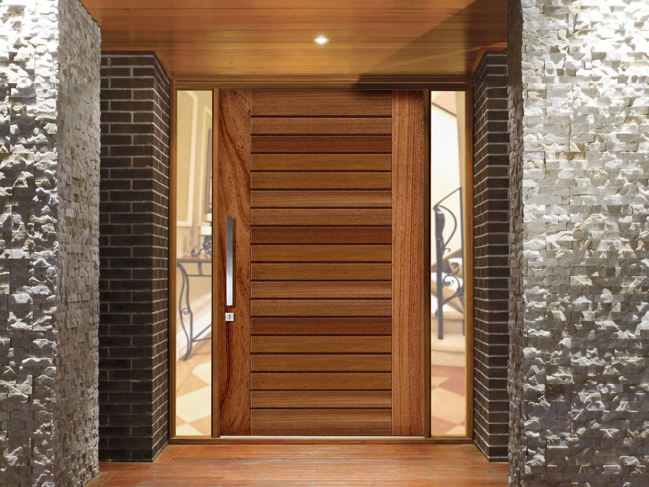 Pivot winws 19h for House entrance doors
