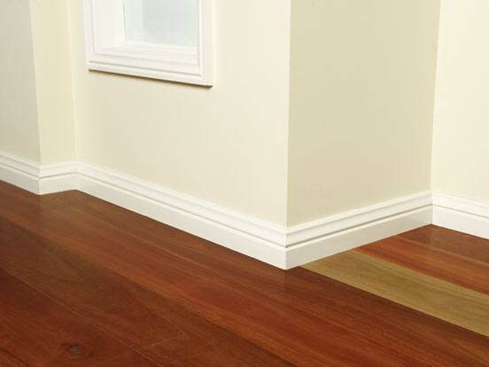 how to cut miter on skirting boards