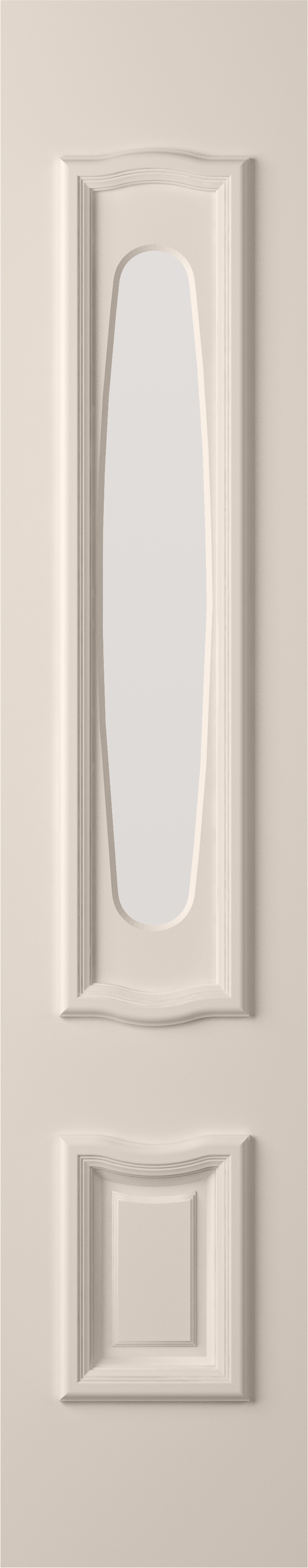 Corinthian Classic Primed Decorative Exterior Sidelight