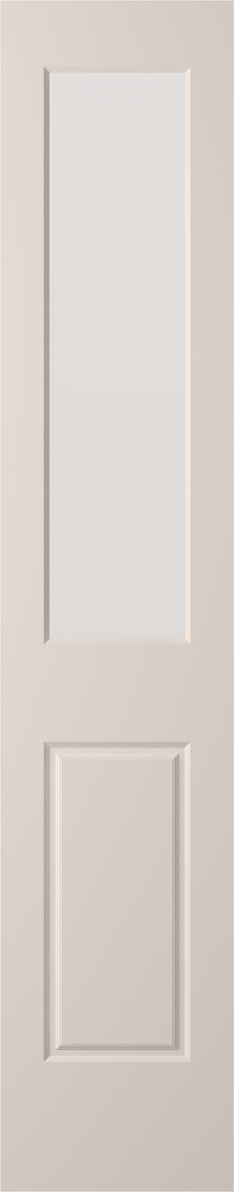 Corinthian Solidcarve Primed Sidelight Featuring 1 Panels/1 Light Panel