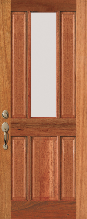 Corinthian Doors traditional entry external door Windsor range WIN14G