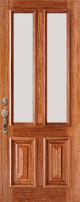 Corinthian Doors traditional entry external door Windsor range WIN4BG