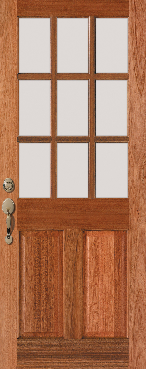 Corinthian Doors traditional entry external door Windsor range WIN8