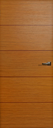 Corinthian Infusion Veneer Inlay Interior Door