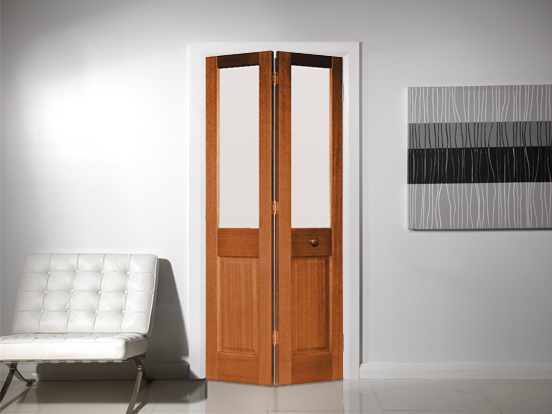 Corinthian internal bi-fold Windsor door